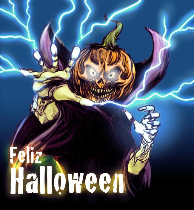 Feliz Halloween 2012