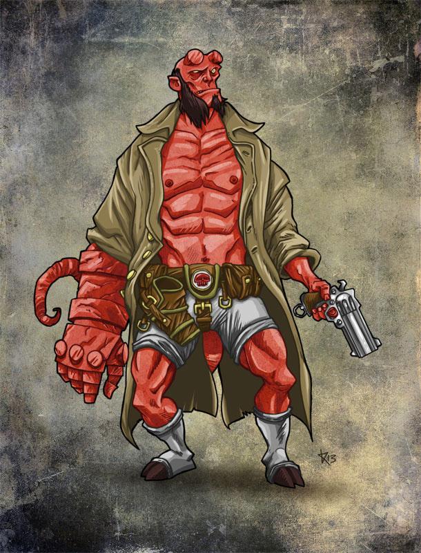 Hellboy. Fase 2