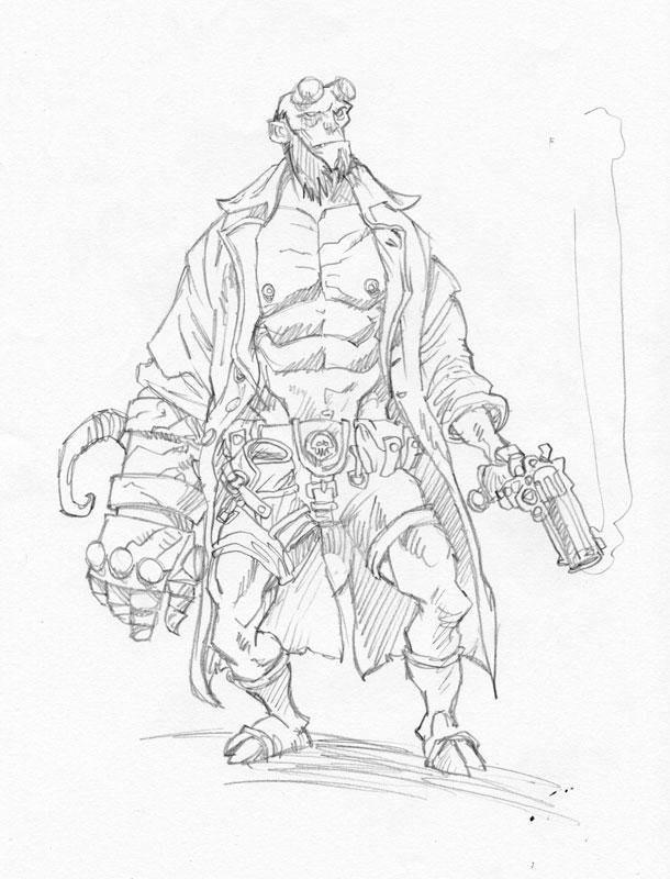 Hellboy. Fase 1