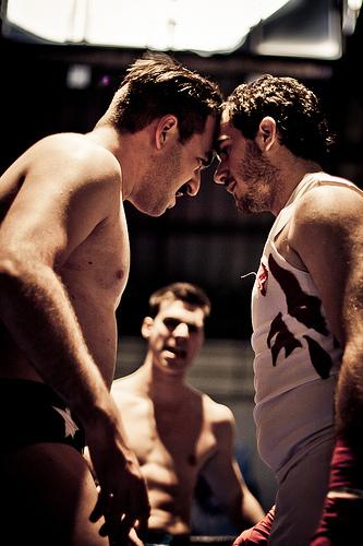 Retorno al ring. Total Rumble 3. (2ª Parte)