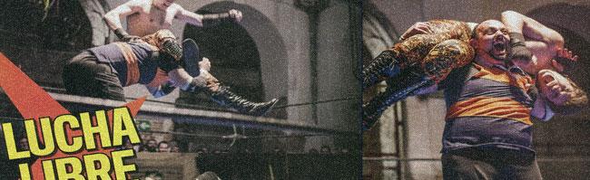 Mis fotos de Wrestling, en PRIMERA LÍNEA