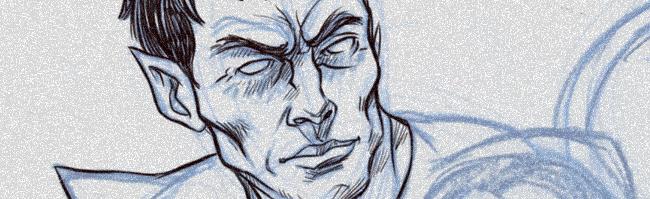 Rondador Nocturno. Paso a paso – Fase 1: Manga Studio