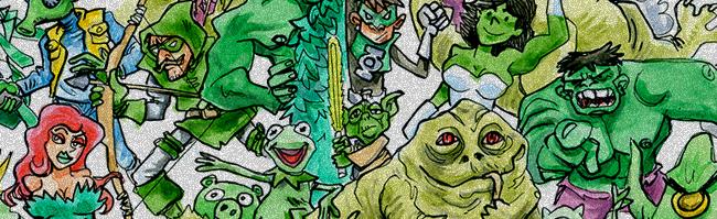 31 dibujos en mayo (I)
