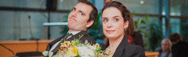 La boda de Julia y Simón