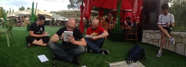 Jameson Picnic & Friends con Dibujo a Domicilio