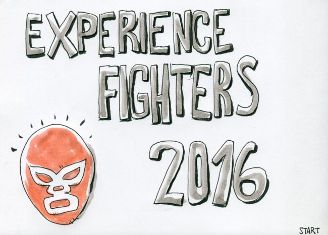Experience Fighters 2016
