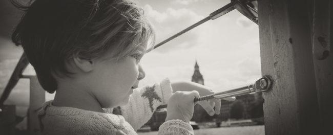 Marcela en Londres
